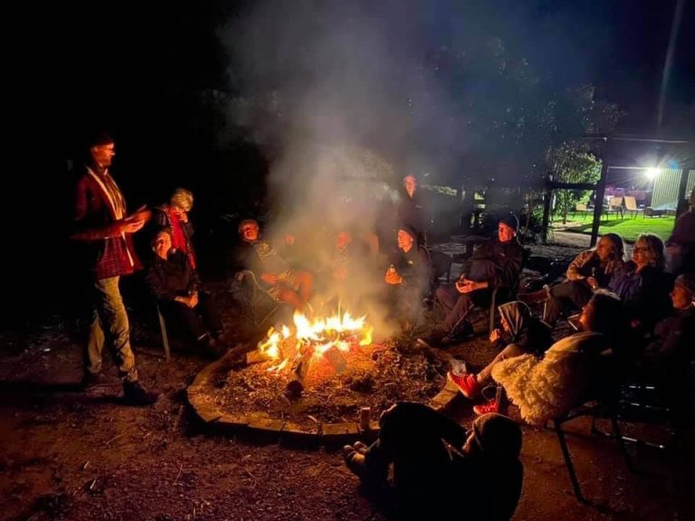 FLP campfire